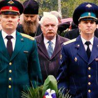 Бессмертный полк в Вильнюсе 2018 год