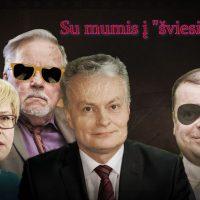Kokią ateitį išsirinks lietuviai?