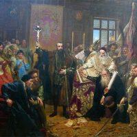 Поражение и победа-объединение Литвы и Польши